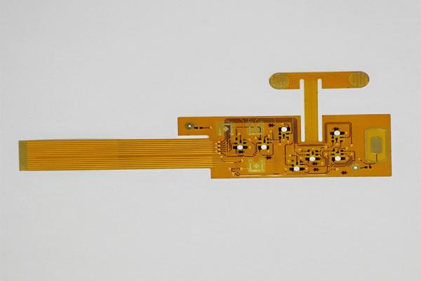 雙(shuang)面(mian)柔性線路板